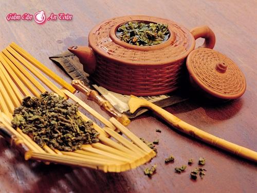 Cách giảm cân nhanh chóng với trà lá sen