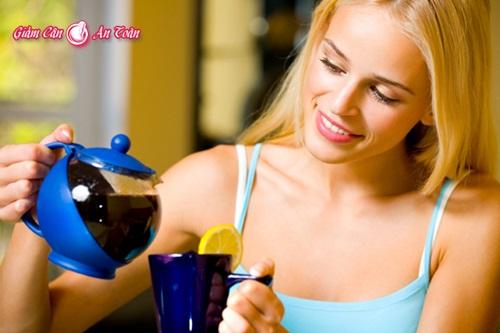 Cách giảm cân nhanh chóng với trà lá sen- phần 3