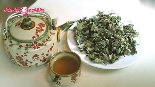 Cách giảm cân nhanh chóng với trà lá sen- phần 1