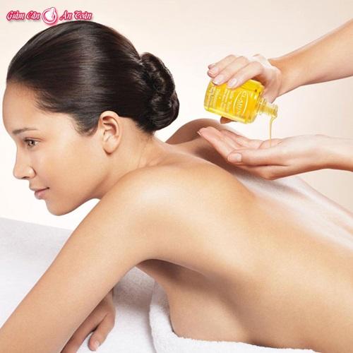 Cách massage cho vòng 1 căng tròn-phần 3