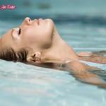 Giảm cân với yoga dưới nước- bạn có tin?