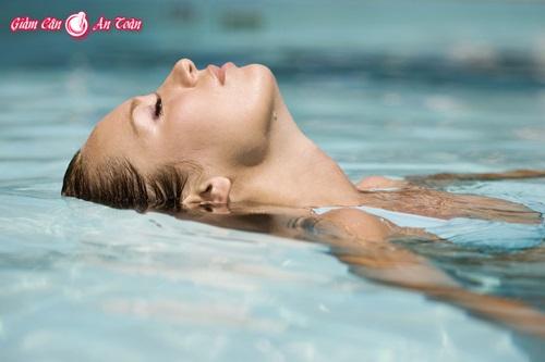 Giảm cân với yoga dưới nước- bạn có tin?-p3