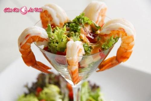 Món ăn giảm cân tươi mát từ salad su su-phần 1