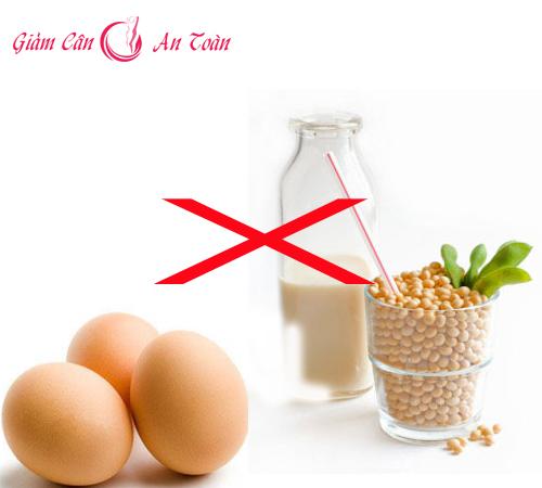 Những thực phẩm kiêng kỵ không nên dùng chung-p5