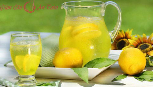Những nước uống giải nhiệt tốt nhất vào mùa hè