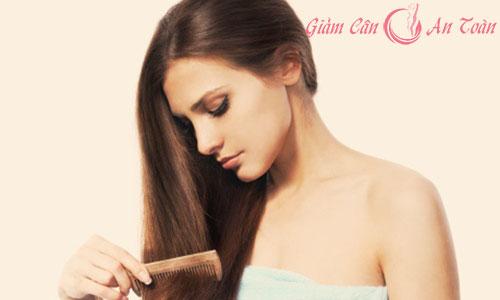 cách ngăn rụng tóc hiệu quả
