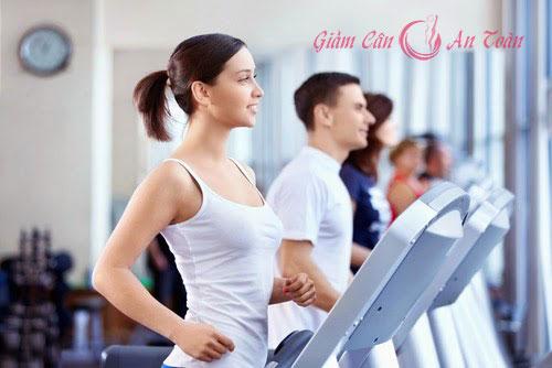 những cách luyện tập giảm cân dễ thực hiện