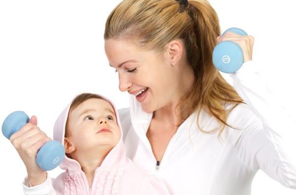 Cách giảm cân sau khi sinh nhanh chóng an toàn cho chị em 4