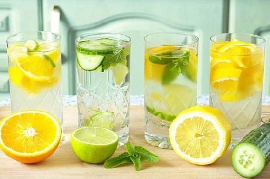 Giảm nhanh 5kg sau 16 ngày áp dụng phương pháp lemon detox 3