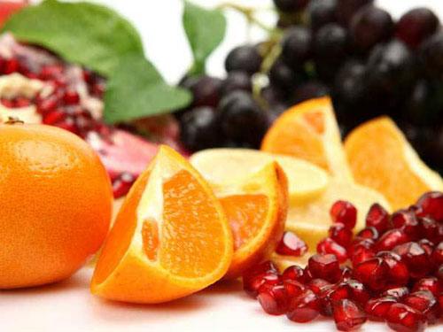 Những thực phẩm giúp ngăn chặn quá trình lão hóa da 1