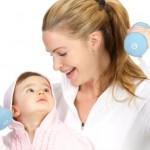 Bí quyết giúp mẹ sau sinh nhanh chóng lấy lại vòng eo con kiến đầy quyến rũ