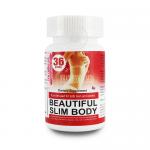 Viên giảm cân Beautiful Slim Body – Giá 700k/Hộp