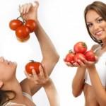 Bí quyết giảm cân thần tốc với cà chua