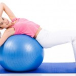 Một số động tác đơn giản với bóng giúp giảm cân nhanh chóng, hiệu quả và an toàn