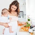 Một số lưu ý dành cho chị em sau sinh muốn giảm cân nhanh chỉ sau 2 tuần