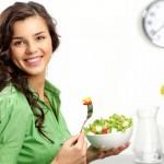 Giảm cân nhanh hơn nhờ vào thói quen ăn đúng giờ