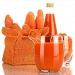 Giảm cân với 3 loại nước ép từ cà rốt ngon tuyệt