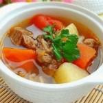 Ngon cơm hơn với món móng giò ninh khoai tây hấp dẫn mỗi ngày