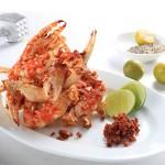 Càng ghẹ rang muối ớt, món ăn thú vị và hấp dẫn mỗi tuần