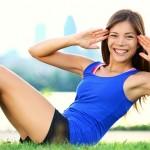 Siêng vận động để giảm cân nhanh sau Tết