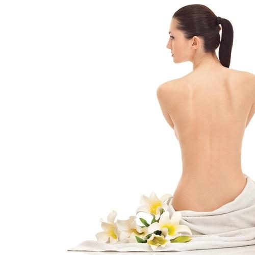 Cách chăm sóc da mịn màng sau giảm cân 1