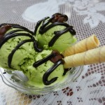 Cách làm món kem trà xanh vừa mát lạnh vừa thơm ngon