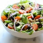 Thực đơn giảm cân cuối tuần bình dị với rau xanh