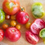 Giúp dưỡng trắng và se lỗ chân lông hiệu quả từ cà chua