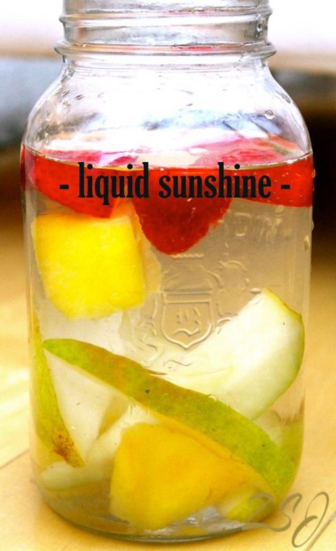 Thanh lọc, giảm cân ngày nóng với nước nước ép trái cây 1