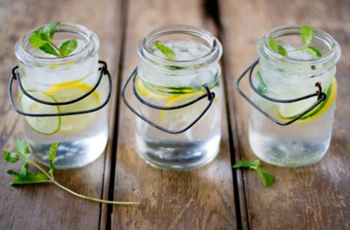 21 ngày thanh lọc giảm cân hiệu quả cùng nước chanh