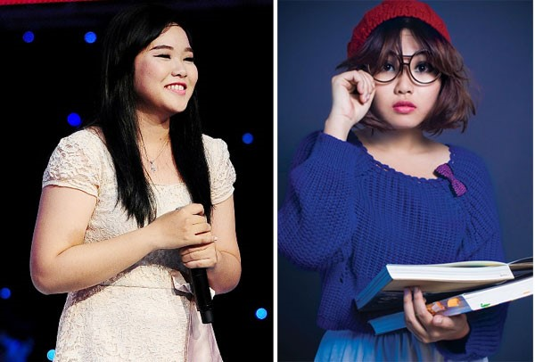 Câu chuyện giảm cân thành công của cô ca sĩ trẻ Thảo Nhi