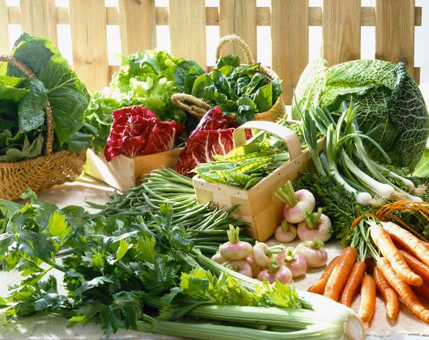 Cách lựa chọn rau xanh an toàn để giảm cân