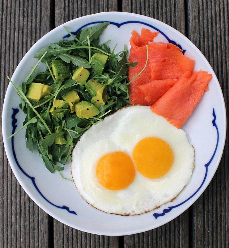 Những món ngon giảm cân trong 3 ngày theo công thức lowcarb 1