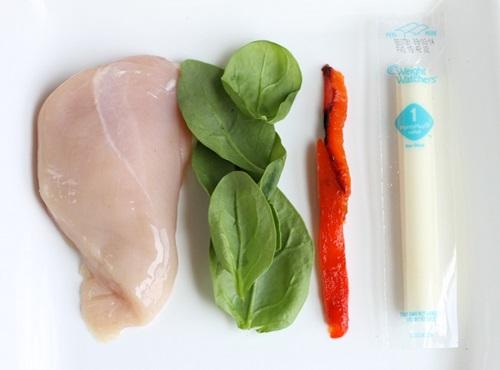 Giảm cân ngày cuối tuần với món gà nướng hấp dẫn 1