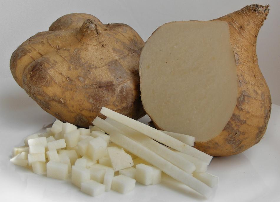 Giảm cân nhanh chóng hơn với các món ăn được chế biến từ củ đậu