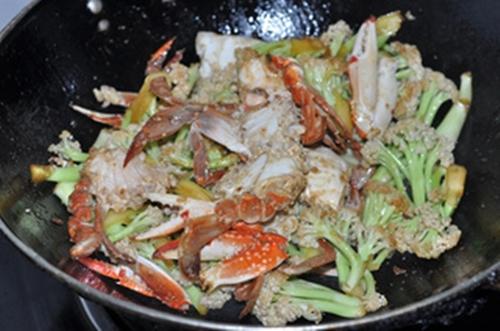 Công đoạn chế biến món ăn đơn giản và dễ dàng thực hiện tại nhà