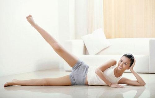 Những bài tập đơn giản giúp giảm béo đùi trong 2 tuần 2