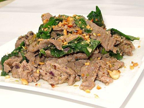 Thịt bò xào lá lốt, món ăn giảm cân hảo hạng bạn không nên bỏ qua