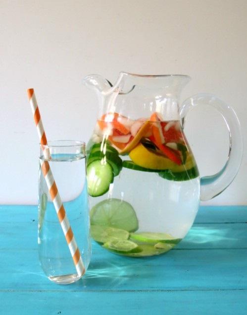 Các loại thức uống vừa giải độc cơ thể vừa giảm cân từ quả chua 1
