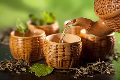 Trà xanh, thức uống tuyệt vời cho người giảm cân và tăng cường sức khỏe 1