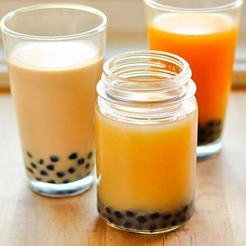 Cách pha trà trân châu giải khát cho những ngày nóng