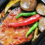 Đậm đà hương vị giúp ăn ngon giảm cân với cá thu kho sấu