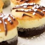 Ngọt ngào món bánh bơ Brownie Mini thơm phức