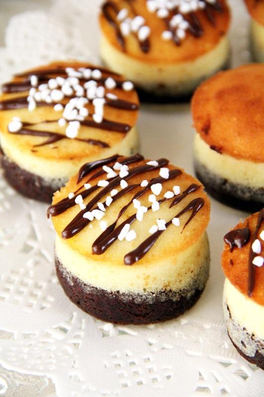 Ngọt ngào món bánh bơ Brownie Mini thơm phức 2