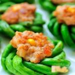 Giảm cân cuối tuần ngon hơn với món đậu đũa cuộn thịt