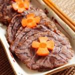 Bồi bổ sức khỏe giảm cân với món bắp bò om xì dầu lạ miệng