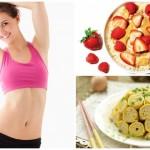 Giảm cân siêu tốc với thực đơn Zero Belly Diet