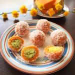 Làm bánh bí đỏ nhân đậu xanh hấp, món ăn lạ miệng giúp giảm cân hiệu quả