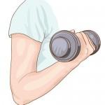 Top những bài tập giúp cánh tay thon gọn nhanh chóng