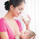 Bí quyết giúp giảm cân tự nhiên dành cho các mẹ đang cho con bú